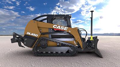 DL450 compact dozer