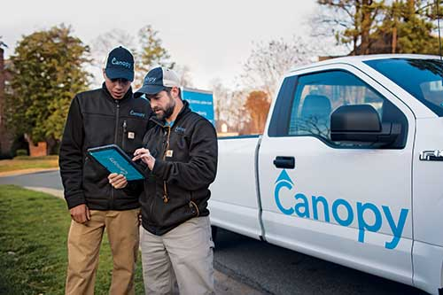 Connected Canopy's field culture is largely forged in a digital space on its in-house app.