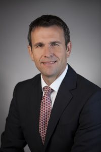 Richard Fox-Marrs was named president and CEO of JCB.