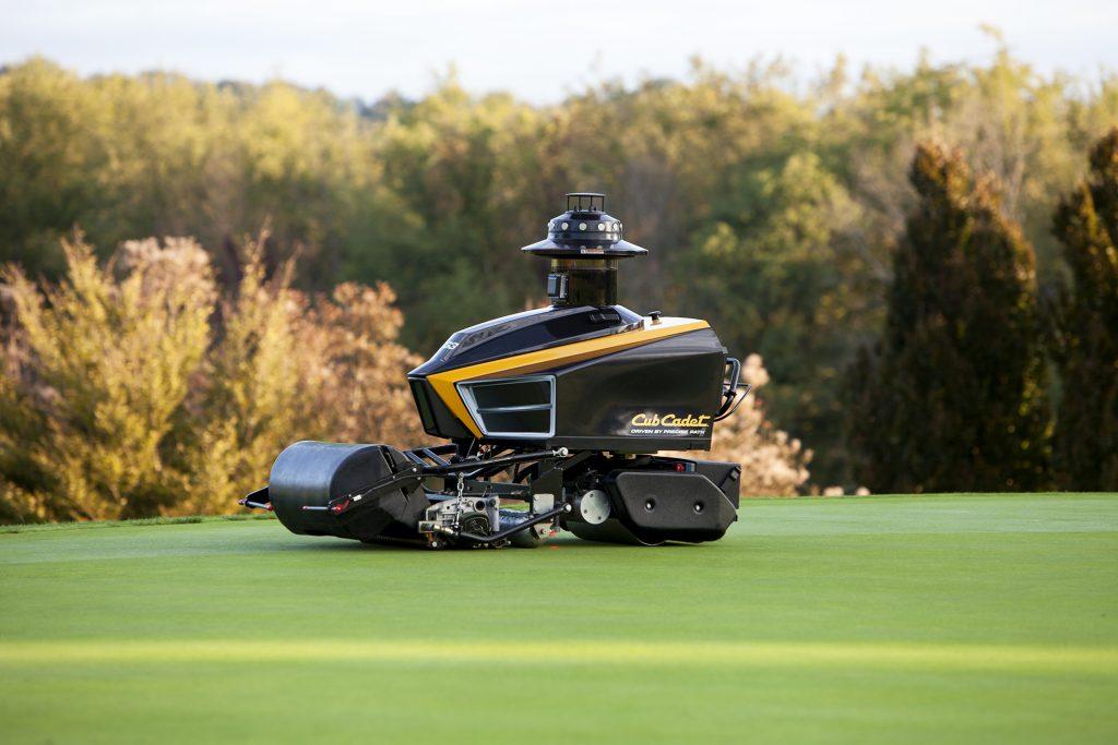 Robotic Mowers Landscape Management