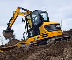 JCB Compact Excavator
