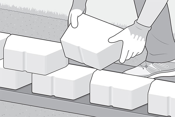 Step By How To Build A Retaining Wall