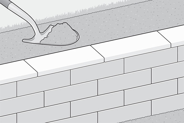 Step by Step: How to build a retaining wall