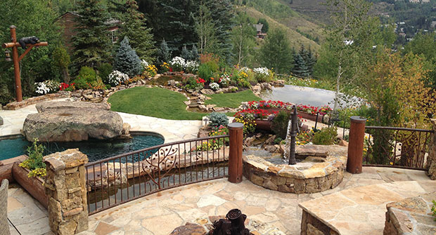 Photo credit: Rocky Mountain Custom Landscapes
