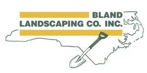 Bland Landscaping logo