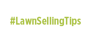 Lawn Selling Tips