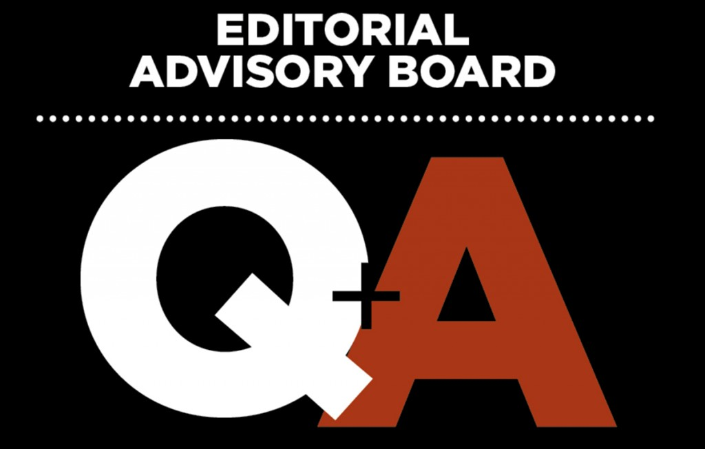 Editorial Advisory Board graphic (Graphic: Landscape Management)