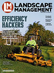Landscape Management April 2018 cover. Photo: Martin Allred, NationwidePhotographers.com
