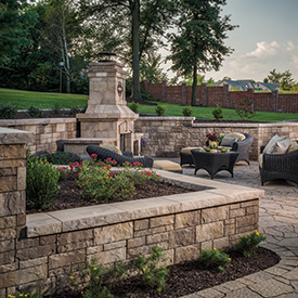 Photo supplied by Belgard
