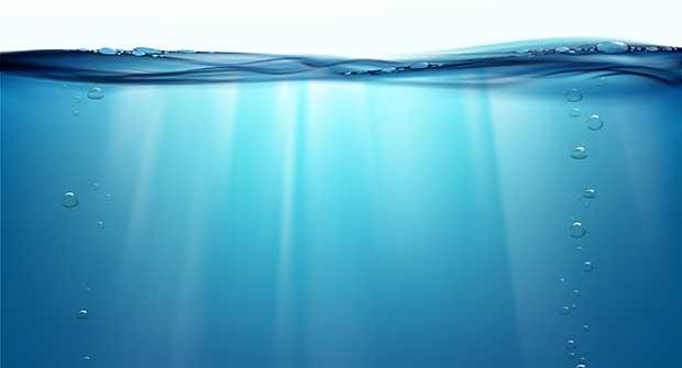 blue ocean. Image: iStock.com/Trifonenko