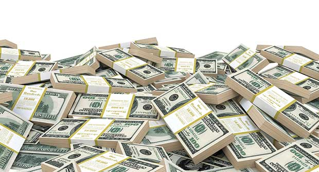 Money. Photo: iStock.com/Terminator3D