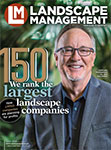 Landscape Management June 2018 cover. Photo by Neil Stephenson Photography