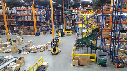 Buyers Products distribution center