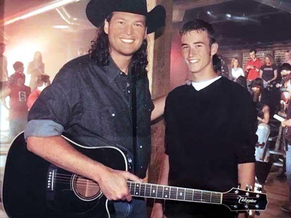 Blake Shelton and Blake Shelton