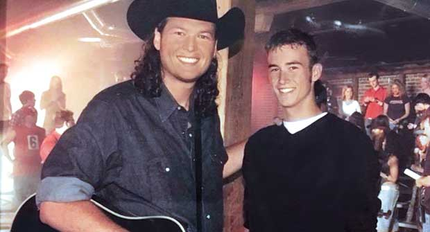 Blake Shelton and Blake Shelton. Photo: Blake Shelton