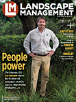 Landscape Management July 2018 cover. Photo by Miranda Osborn, CameraKoala.com