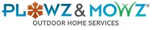 Plowz & Mowz logo