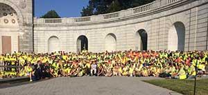 Renewal & Remembrance volunteers