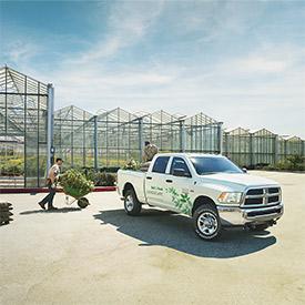 Ram Heavy Duty Tradesman. Photo provided by Ram Trucks.