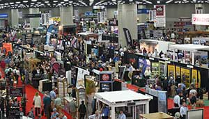 GIE+EXPO tradeshow floor (Photo: GIE+EXPO)
