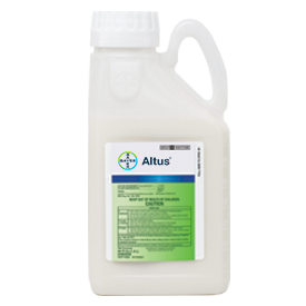 Altus Insecticide 64oz bottle. Photo: Bayer