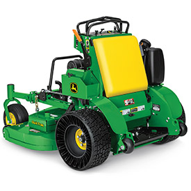 John Deere QuikTrak™ mowers. Photo: John Deere