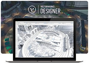 Vectorworks Designer platform (Photo: Vectorworks)