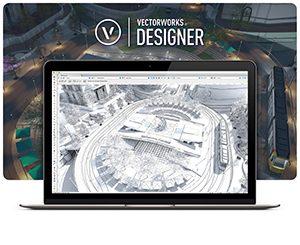 Vectorworks Designer platform (Photo: Vectorworks)