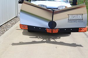 V-Plow Guard system (Photo: Winter Equipment)