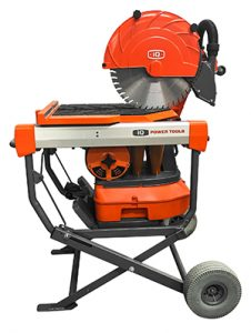 iQMS362 masonry saw (Photo: iQ Power Tools)