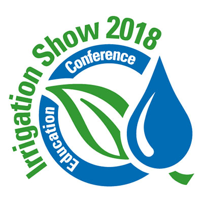 Irrigation Show logo | Logo provided by the Irrigation Association