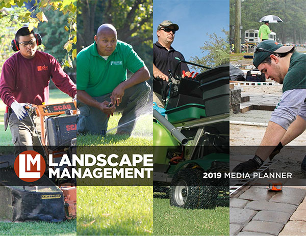 Photo: Landscape Management Media Planner Cover | Image: LM staff