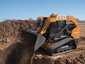 TV450 CTL (Photo: Case Construction Equipment)