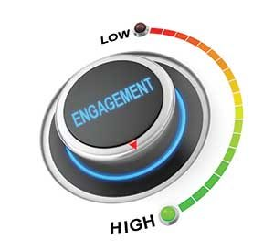 Engagement dial (illustration: iStock.com/boygovideo)
