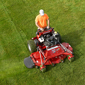 Ferris SRS Z3X stand-on commercial mower (Photo: Ferris)