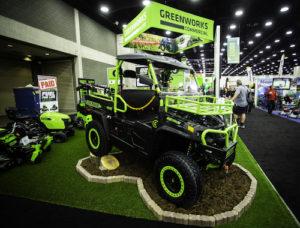 Greenworks Commercial UTV