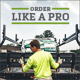 Order like a pro. (Photo: SiteOne)
