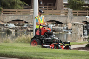 Kubota debuts stand-on mowers, adds EFI to Z700 mowers