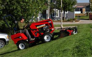 450DX tractor (Photo: Steiner)