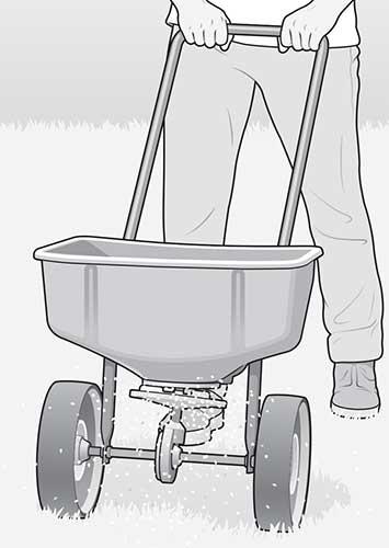 Nitrogen application (illustration: David Preiss)