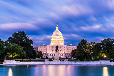 The United States Capitol | Photo: iStock.com/Joecho-16