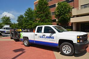 U.S. Lawns truck (Photo: U.S. Lawns)