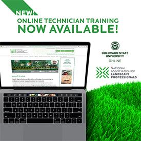 NALP online technician training (Image: NALP)
