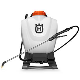 Husqvarna 4-gallon backpack sprayer (Photo: Husqvarna)