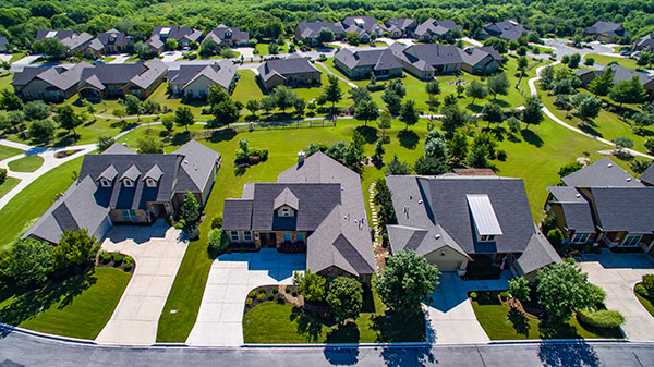 Blue Skies of Texas overview (Photo: Clean Scapes)
