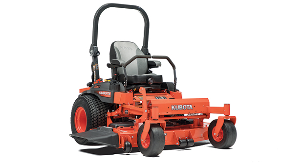 Kubota mower (Photo: Kubota)