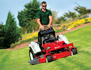 Exmark mower (Photo: Exmark)