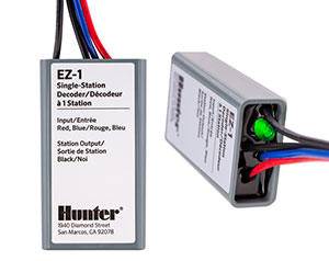 EZ Decoder System (Photo: Hunter Industries)