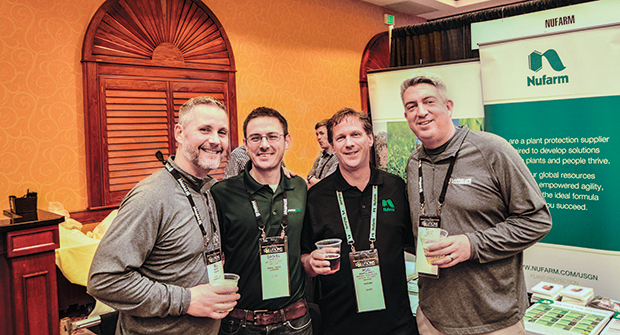 Bill Roddy, Dan Shiplov, Rod Marquardt, Seth Jones (Photo: Ryan Gerard)