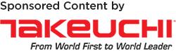Logo: Takeuchi
